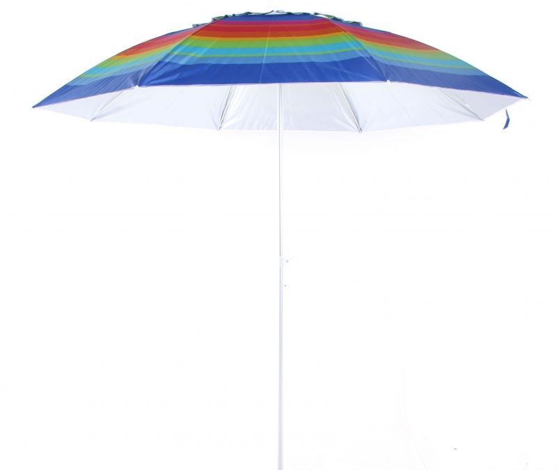 Guarda Sol Rainbow 2,20m Sem aba - Belfix