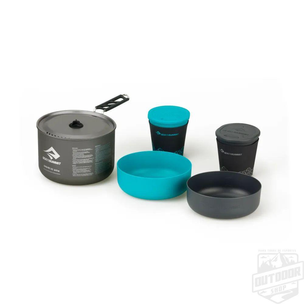 Kit de Panela Alpha Pot Coosket 2.1 - Sea To Summit