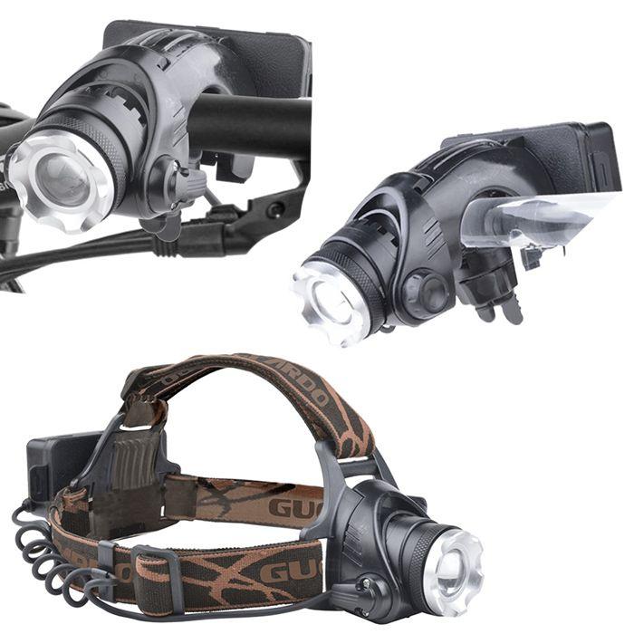 Lanterna Bike Action - Guepardo