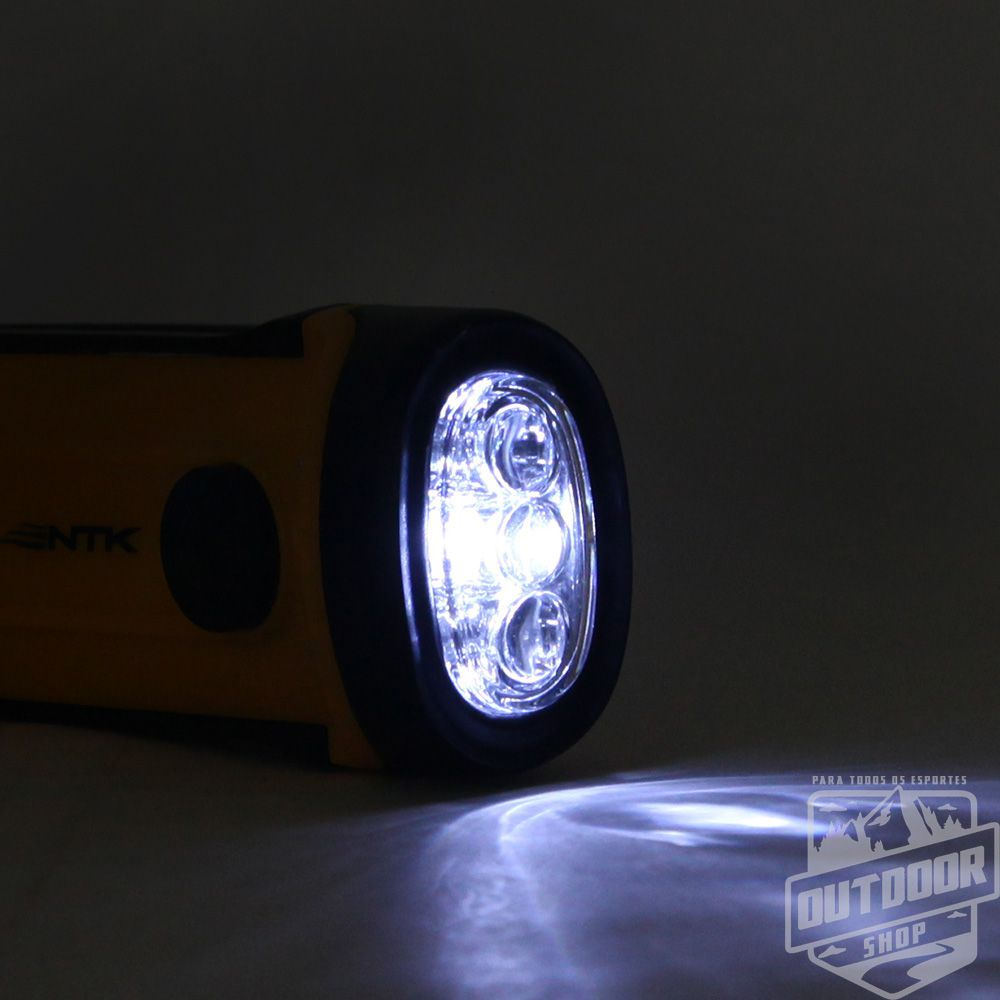Lanterna Recarregável Dyno - NTK
