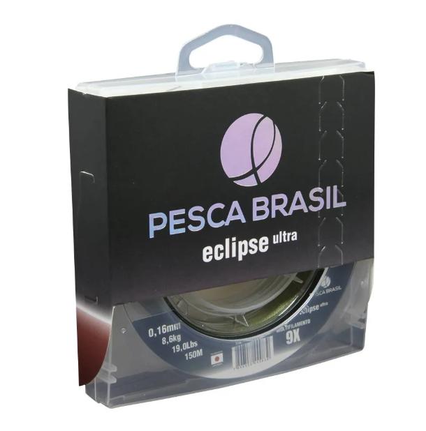 Linha de Pesca Multi Eclipse - ULTRA 0,35mm - Pesca Brasil