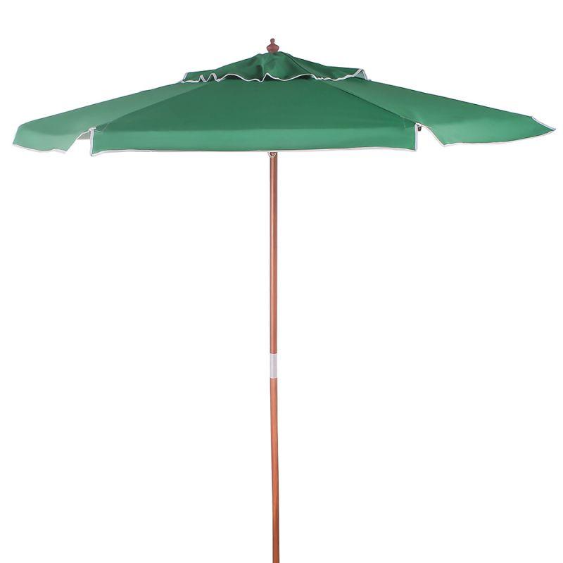 Ombrelone Bagum 2,40m Madeira - Verde - Belfix