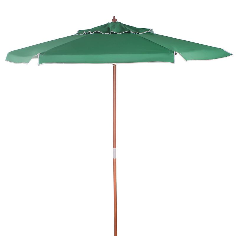 Ombrelone Bagum 2,40m Verde - Belfix