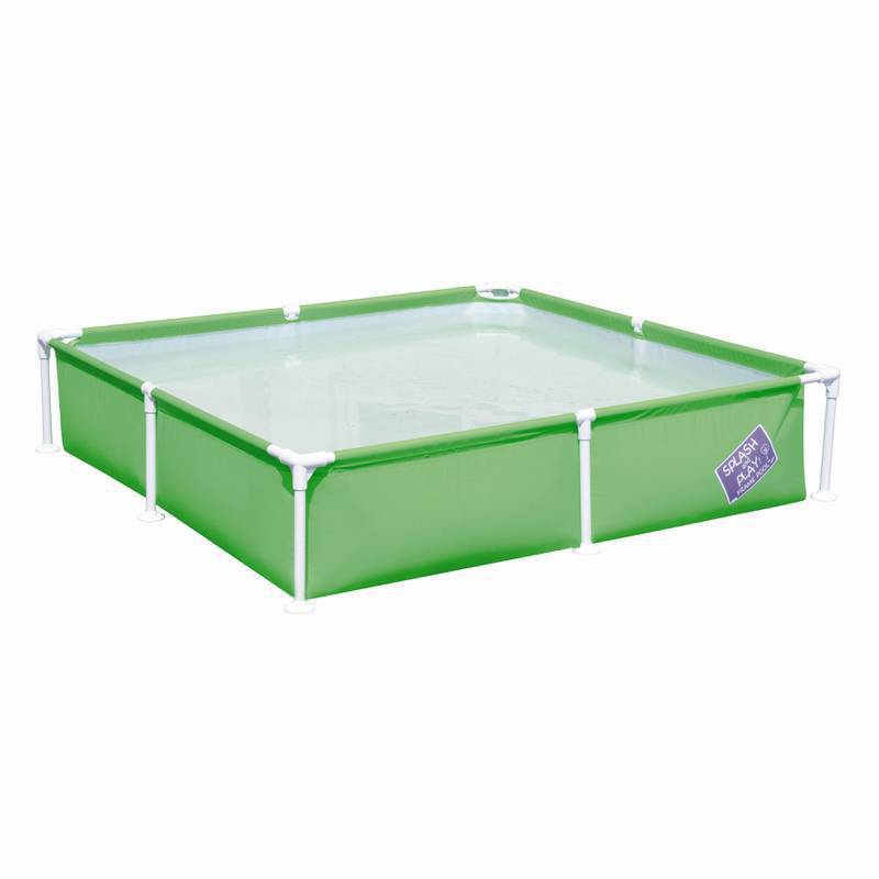 Piscina Estruturada Frame Pool 409l Litros Verde- Bestway