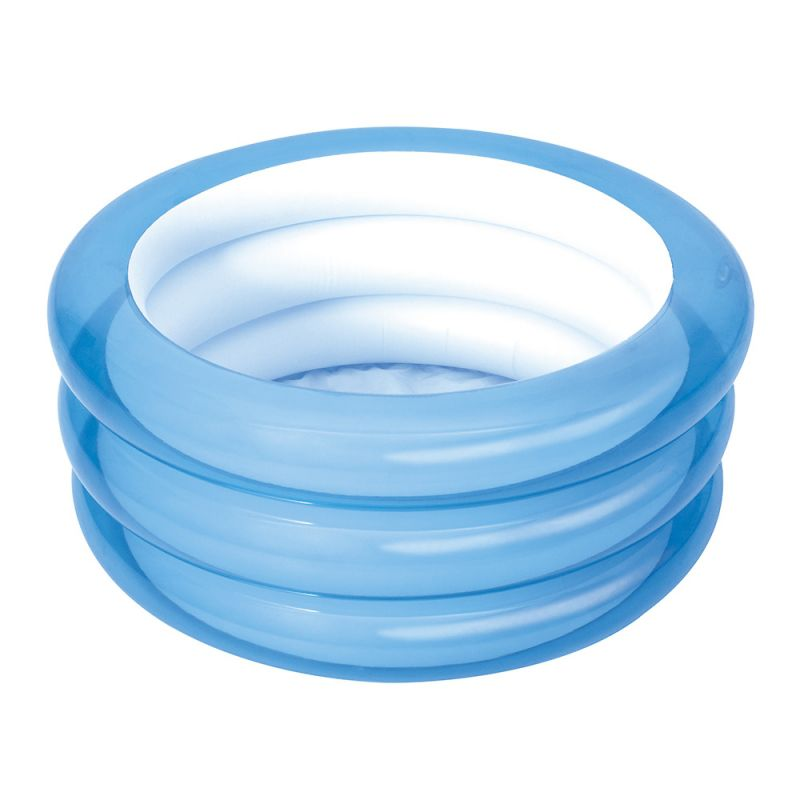 Piscina Kidde Pool 3 Anéis 43 Litros (70x30cm) - Belfix