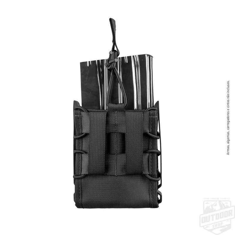 Porta Carregador Reload Fuzil 7.62 - Invictus