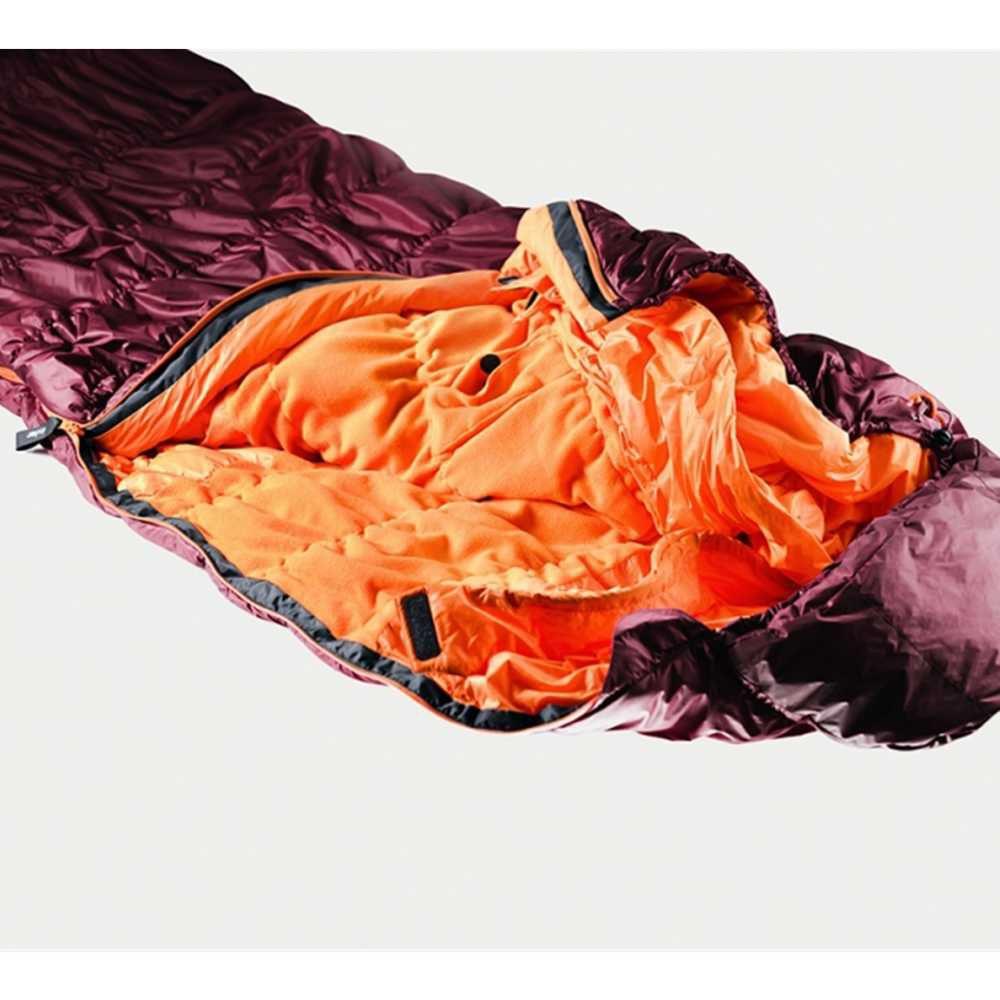 Saco de Dormir Exosphere -6ºC SL - Deuter