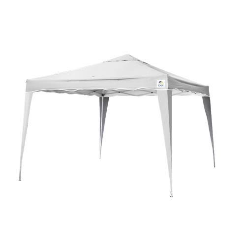 Tenda Gazebo 3 x 3m Articulado Dobrável Alumínio Branco - Belfix