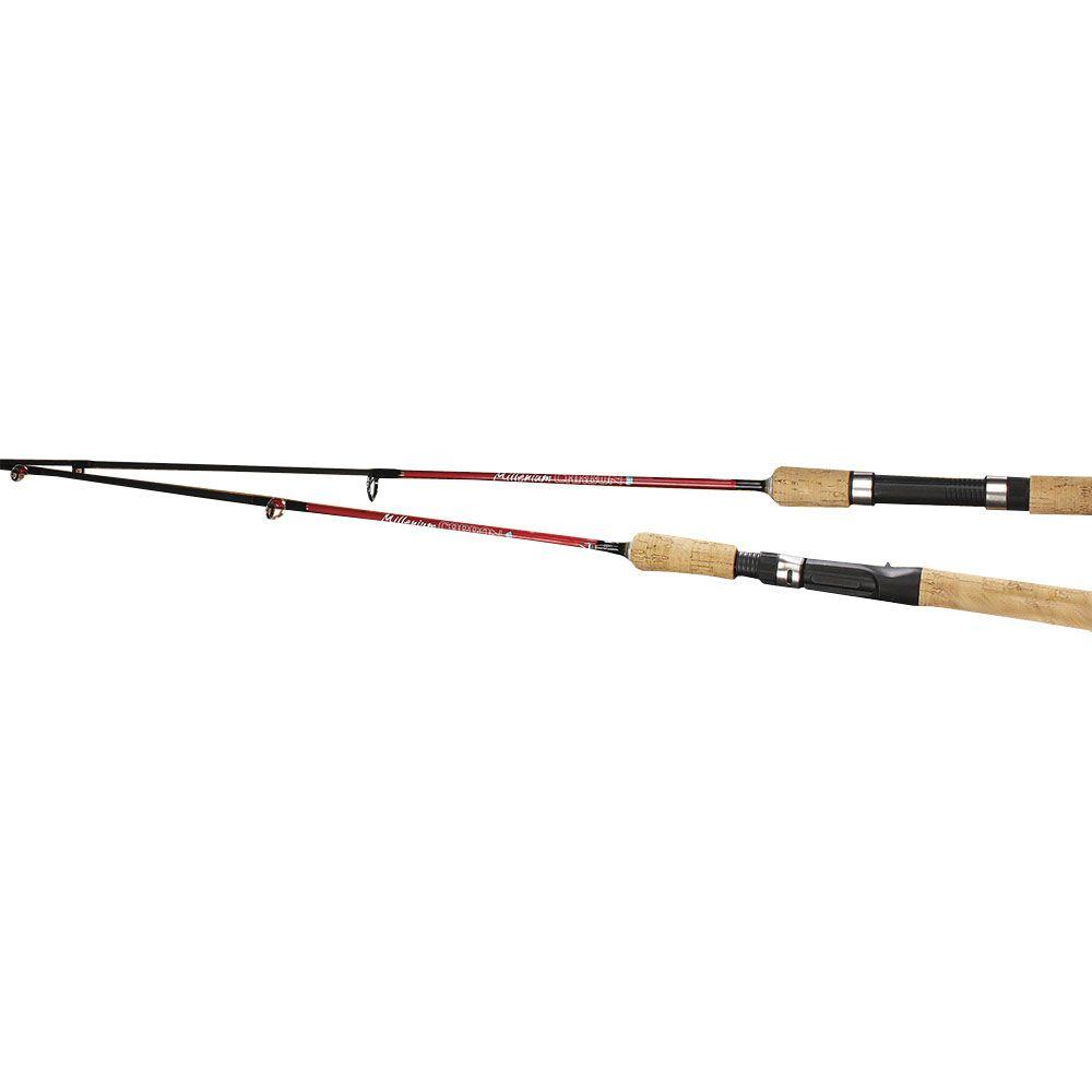 Vara para Molinete Carbon MC M 531 5'3 20LB - Pesca Brasil