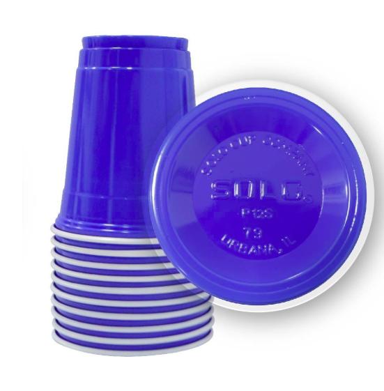 BLUE CUP Original® 500ml >>PERSONALIZADO 1.000 UN<