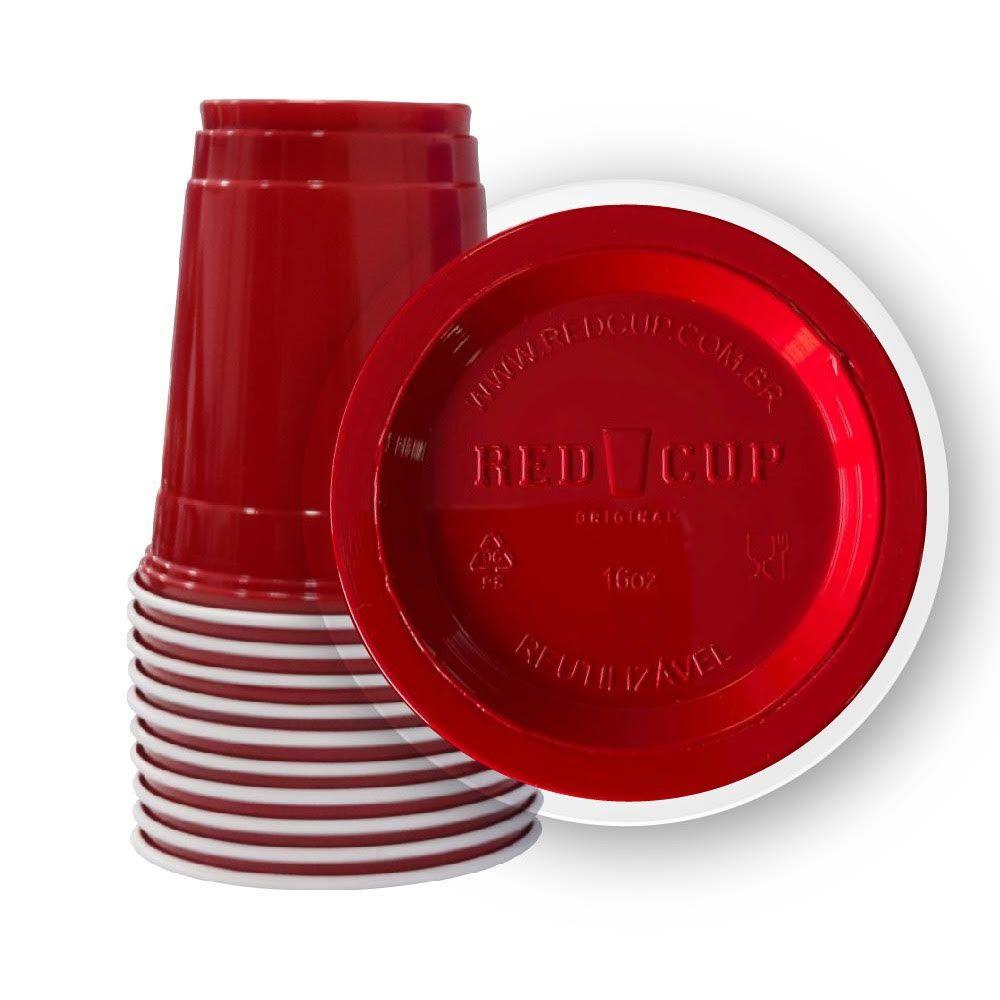 Kit 300un RED CUP Original® 500ml