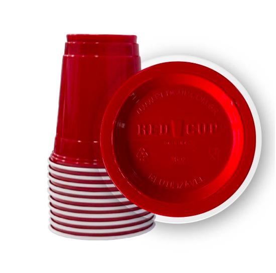 RED CUP Original® 500ml >>PERSONALIZADO 1.000 UN<<