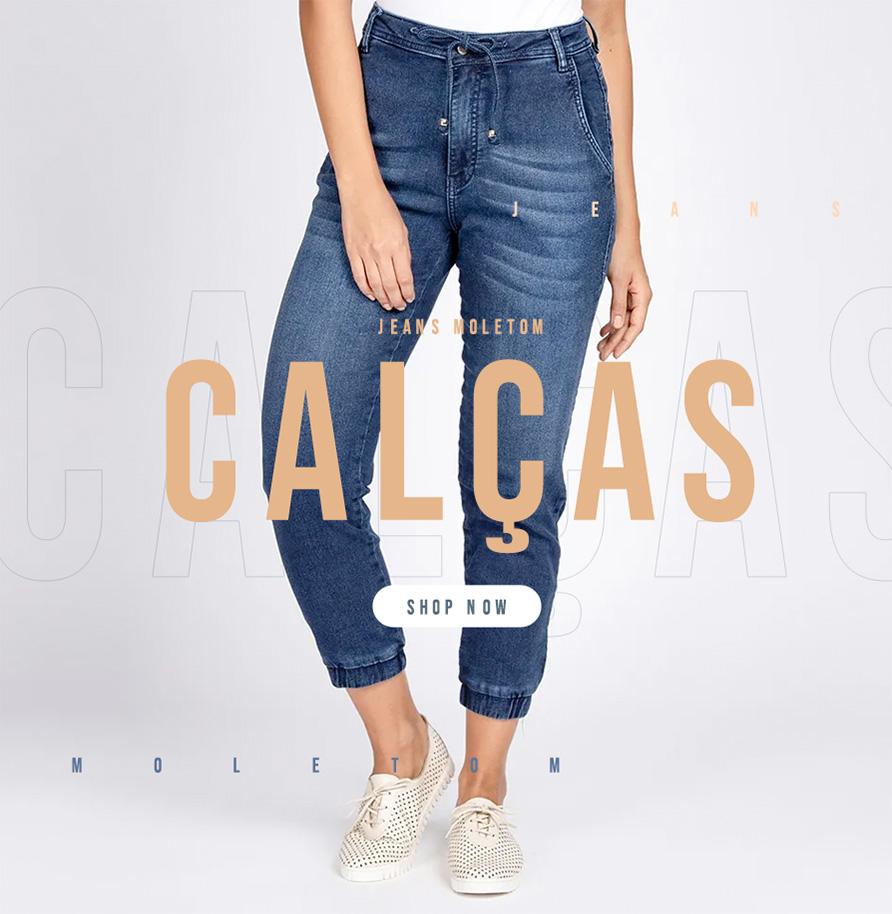 confira nossas calças mais vendidas