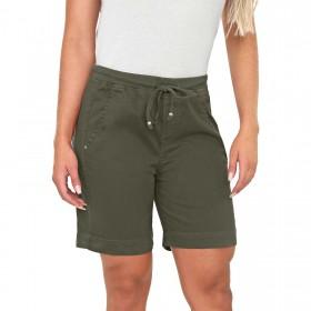 Bermuda Jogger Color em Jeans de Moletom