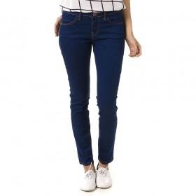 Calça Jeans Skinny Cigarrete Malha Jeans