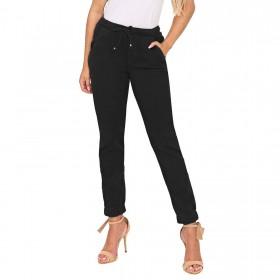 Calça Jogger Color em Jeans tipo Moletom