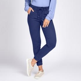 Calça Jogger Jeans tipo Moletom Color
