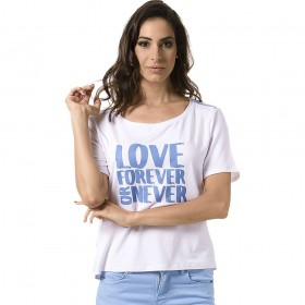 T-Shirt Love Forever or Never