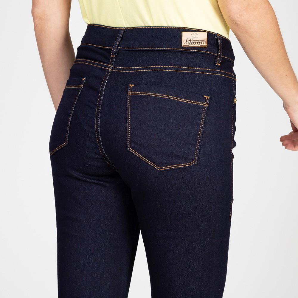 Calça Jeans Flare Taty Escura