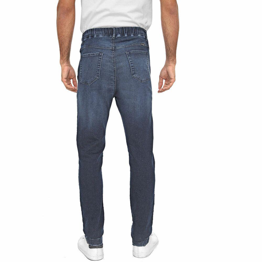 Calça Jeans Jogger Masculina