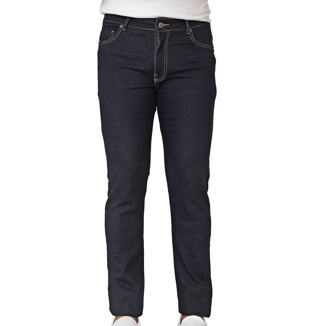 Calça Bloom Jeans Masculina Slim Azul
