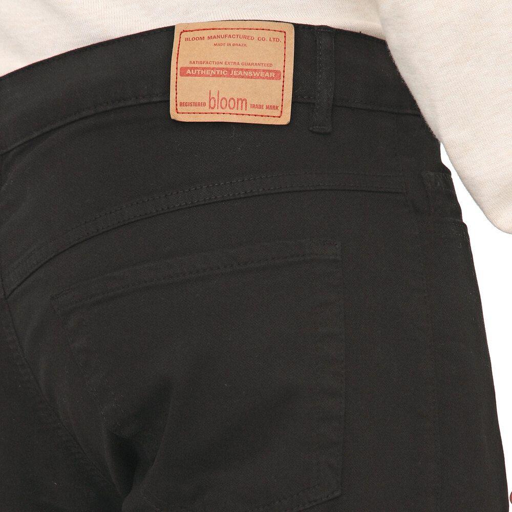 Calça Jeans Masculina Slim Preta