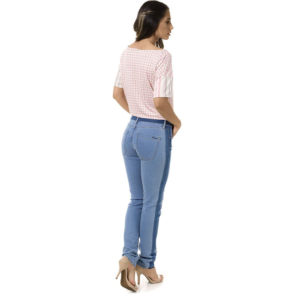 Calça Jeans Skinny Thiffany