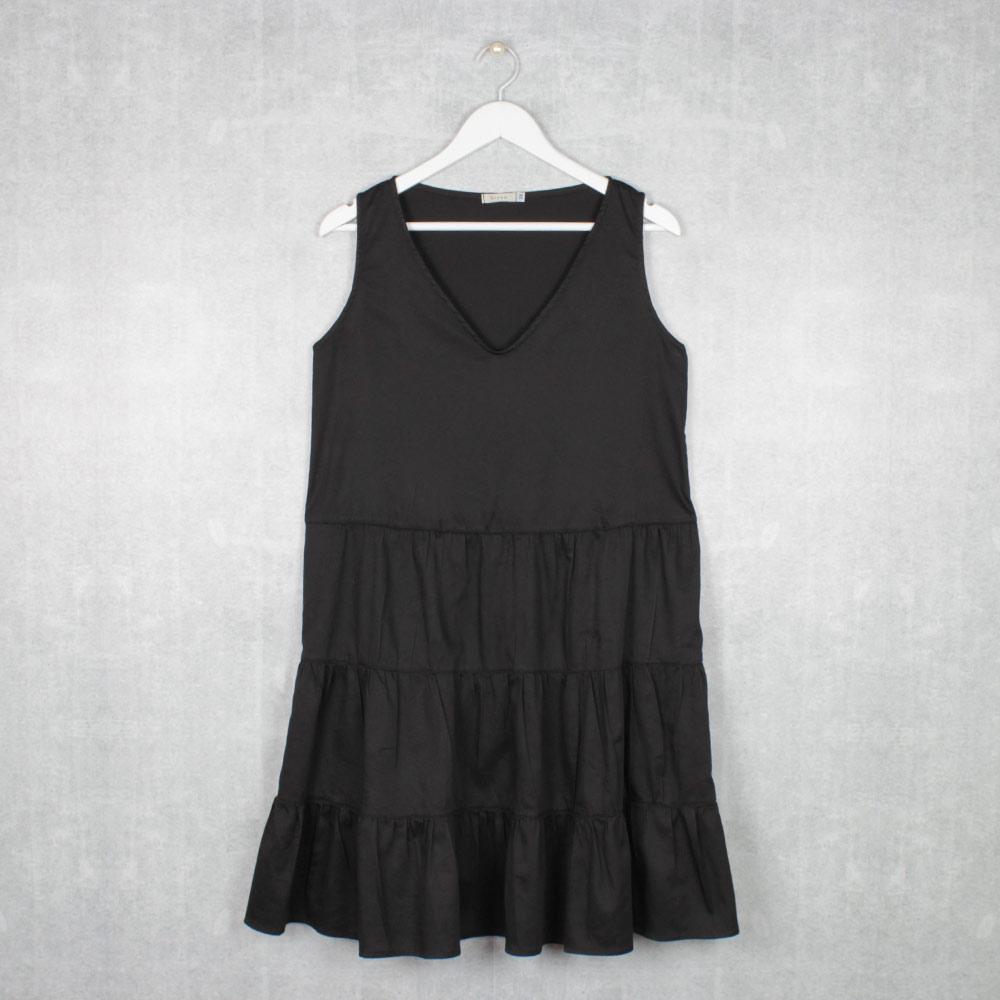Vestido Regata 3 Marias Preto
