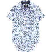 Camisa Body tubarões OshKosh