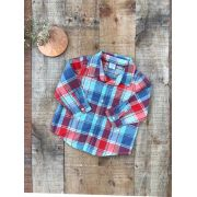 Camisa GAP Xadrez