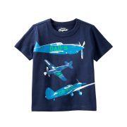Camiseta Aviões Oshkosh
