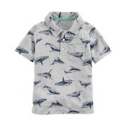 Camiseta Polo Baleias Carters