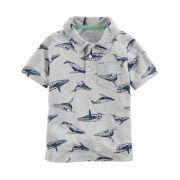 Camiseta Polo Baleias