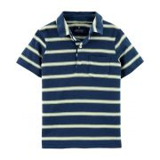 Camiseta Polo listrada Carters