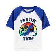 Camiseta Praia Oshkosh Snack Time
