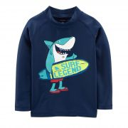 Camiseta Praia Carter's Surf Legend
