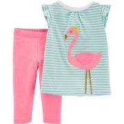 Conjunto Flamingo Carters