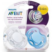 Kit Chupetas Philips Avent Freeflow