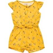 Macaquinho Amarelo Floral Nini & Bambini