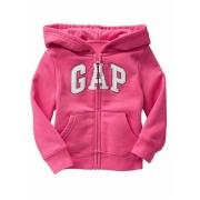 Moletom GAP Pink com Zíper