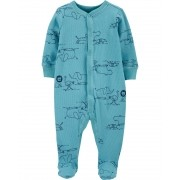 Pijama Azul Bichos