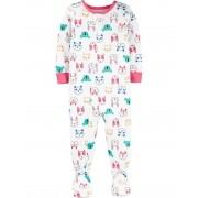 Pijama Carinha Bichos Carters