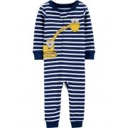 Pijama Coala Construção Carter's
