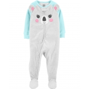 Pijama Coala Fleece Carter's