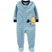 Pijama Construção Fleece