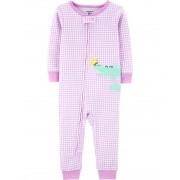Pijama Jacaré e borboleta