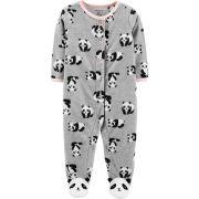 Pijama /Macacão Panda Fleece