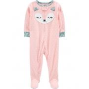 Pijama Raposinha Fleece Carter`s