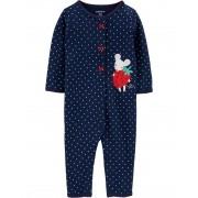 Pijama Ratinha Moranguinho Carters