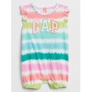 Romper Logo Gap Tie Dye